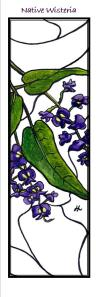 Native Wisteria Bookmark v0.1 JPEG