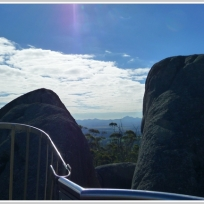 The Stirling Ranges From The Castle Rock Skywalk