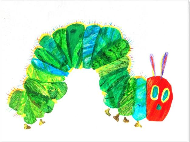 Eric Carle's The Very Hungry Caterpillar