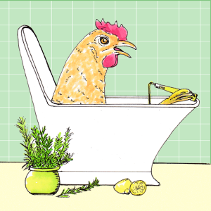 Chicken Rosemary PNG