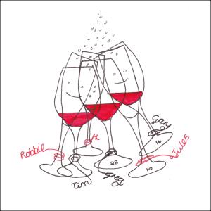 Cheers! #Inktober2016
