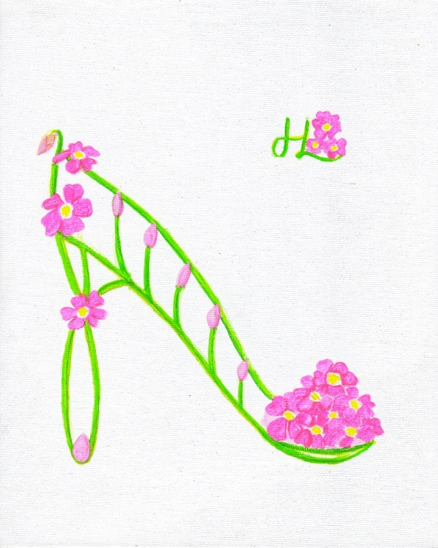 Parakeelya Flower Shoe