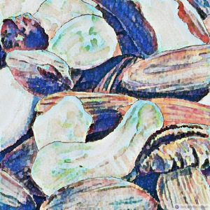 Cooking is an art - #Inktober2020 Day 21 - Helen Lock - Western Australian artist